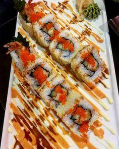 Sushi anyone ? :)