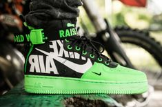 More Nike SF-AF1 Mid Colorways Were Made For The 12 'O Clock Boys Dirt-Bike Crew