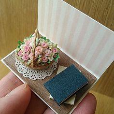 2017. Miniature flowers ♡ ♡