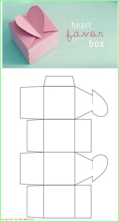 Just make diy origami gift boxesWould you like to know how to make a simple origami box? You can finish these beautiful origami gift boxes with lids in a few minutes. Paper Gift Box, Diy Gift Box, Paper Gifts, Diy Paper Box, Paper Box Template, Paper Paper, Box Template Printable, Box Templates, Diy Crafts Makeup
