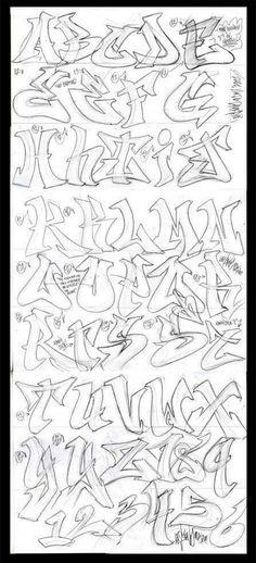 Graffiti-Brenner-Alphabet Graffiti-Brenner A . - Graffiti Burner Alphabet Graffiti Graffiti Burner A… Graffiti-Brenner-Alphabet Graffiti-Brenner-Alphabet Graffiti Alphabet Styles, Graffiti Lettering Alphabet, Tattoo Fonts Alphabet, Tattoo Lettering Fonts, Graffiti Styles, Grafitti Alphabet, Alphabet Drawing, Graffiti Words, Typography