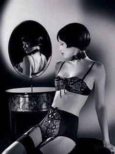 Chantal Thomass french paris lingerie Belle Lingerie 2b2cf384d
