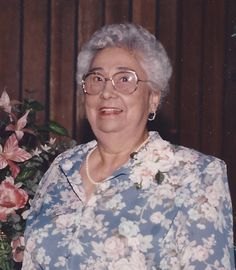 Honora Galvan (1911 - 2008) niece of husband of 2nd great grandmother