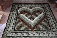bargello heart - Bargello Group - Quilters Club of America