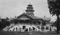 1921_Palace of the Sultan of Langkat, Tandjoengpoera