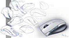 Sketchbook by Rotimi Solola, via Behance