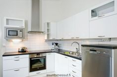 Kastelli Economy 100 - keittiö | Asuntomessut