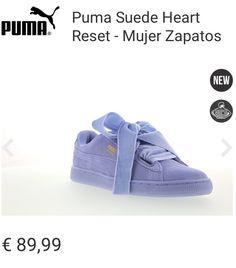 Puma Suede Heart Reset (Footlocker)