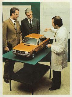OG |Volkswagen K70 | Scale model