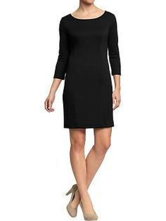 this dress is inexpensive, flattering, and awesome with boots and leggings