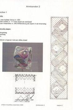 Punto de encuentro de encajeras Bobbin Lace Patterns, Beading Patterns, Bobbin Lacemaking, Lace Art, Lace Bracelet, Victorian Lace, Point Lace, Lace Jewelry, Crochet Books