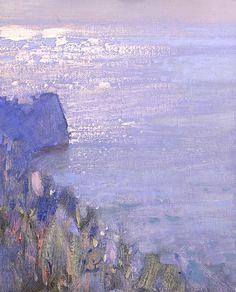 Winter dawn,   Bato Dugarzhapov