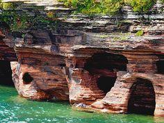 Devil's Island, Apostle Islands, Wisconsin