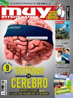 En la nueva revista MUY te contamos cómo entrenar tu cerebro, formas de reparar el corazón, nos metemos en la mente de un manipulador y viajamos tras la pista de tesoros perdidos. ¡No te lo pierdas! La podéis encontrar en vuestro kiosco habitual o en nuestras versiones digitales de Kiosko y Más (http://bit.ly/1wB3Gc0 ), Zinio (http://bit.ly/FOL9Ot ) o la espectacular versión para iPad (http://bit.ly/HzYcYC )