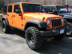 this is were I am buying my next jeep jk New Wrangler, Wrangler Unlimited, Jeep Rubicon, Jeep Jk, Orange Jeep, Jeep Brand, Jeep Stuff, Bike Design, Blond