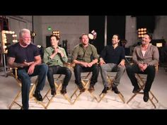 Magic Mike XXL: Full Cast Behind the Scenes Movie Interview - Channing Tatum - YouTube