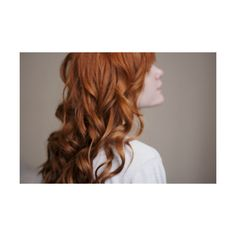 redhead ❤ liked on Polyvore featuring beauty products, haircare, hair styling tools, hair, redheads, girls, hairstyles and people