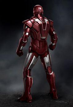 Iron Man 3 Armor Concept Designs by Andy Park Iron Man Armor, Iron Man Suit, Iron Man 3, Marvel Concept Art, Concept Art World, Marvel Dc Movies, Andy Park, Mundo Marvel, Iron Man Wallpaper