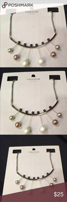 Statement Necklace Top Shop Freedom statement Necklace Jewelry Necklaces