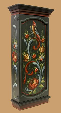 tall standing cupboard would look good with this