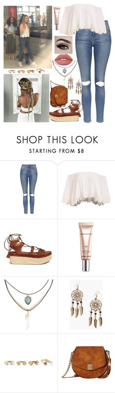 """""""Shopping with Little Mix"""" by kennedey-lynn-freeman ❤ liked on Polyvore featuring Topshop, Stuart Weitzman, Giorgio Armani, Accessorize, Boohoo, Cornelia Webb, Gabriella Rocha and Lime Crime"""
