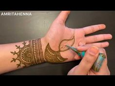 BEAUTIFUL DIWALI DIYA MEHNDI DESIGN   दीवाली के लिये आसान दिया मेहंदी डिजाइन - YouTube Diya Designs, Mehndi Designs Book, Mehndi Design Photos, Unique Mehndi Designs, Beautiful Henna Designs, Mehndi Patterns, Bridal Mehndi Designs, Mehandi Designs, Mehndi Tattoo