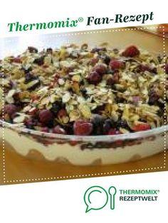 Beeren auf Wolke 7 von Lilli20. Ein Thermomix ® Rezept aus der Kategorie Desserts auf www.rezeptwelt.de, der Thermomix ® Community.