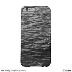 The sea barely there iPhone 6 case