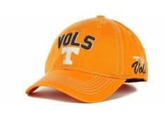 "Tennessee Volunteers NCAA TOW ""Simplicity"" Stretch Fitted Hat New #TopoftheWorld #Tennessee"