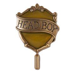 Hufflepuff™ Head Boy Pin