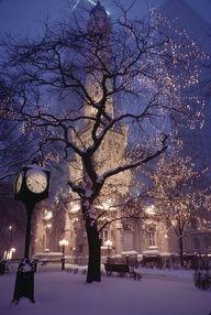 After leaving London for my Christmas breakk I'll visit Paris.
