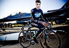 NY LAGKAMERAT: Edvald Boasson Hagen blir lagkamerat med Mark Cavendish neste sesong. De to har tidligere syklet sammen. Foto: Thomas Rasmus Skaug  / Dagbladet