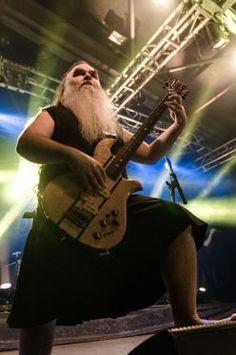 Jarkko (Korpiklaani live at Nosturi, Helsinki, 18 March 2017)