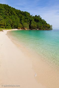 Pulau Sulug Island, Sabah, Malaysia.