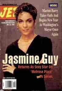 jasmine guy dating history