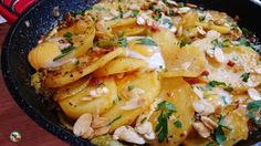 ¡Huele Bien!: Salteado de patatas