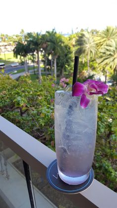 Start your summer morning with our lavender lemonade from Wai'olu Ocean View Lounge, be sure to set your daily intention for a calm and relaxing Waikiki vacation!  #TrumpWaikiki #Waikiki #Waiolu #Venue #LavenderLemonade
