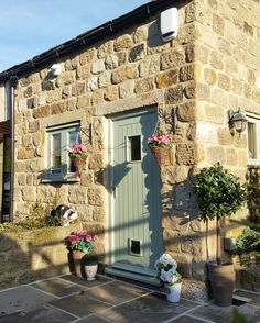 The outbuilding to our converted barn...chartwell green...yorkshire stone.