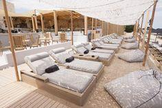 Beach Bar Villas Halkidiki #beachbar #halkidiki #greece #mexil