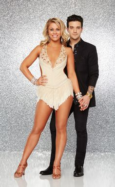 Paige VanZant and Mark Ballas from Meet Dancing With the Stars' Season 22 Cast | E! Online