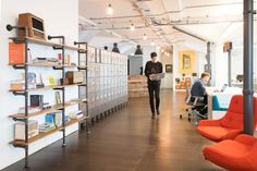 AEI Offices by Trifle Creative, London – UK » Retail Design Blog