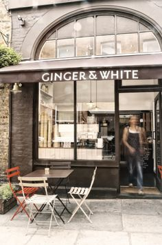 Ginger and White #1
