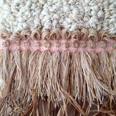 Weaving detail by Maryanne Moodie  Www.maryannemoodie.com