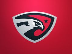 The Hawks by Fraser Davidson  Generic logo idea
