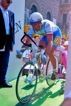 Laurent Fignon 1990 Giro d'ltalia