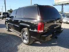 Cars for Sale: Used 2003 Cadillac Escalade in AWD, ORLANDO FL: 32824 Details - Sport Utility - Autotrader