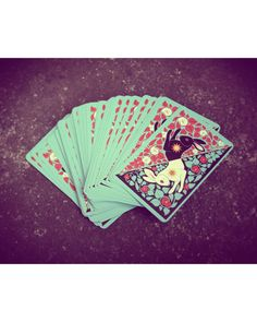 Medieval Playing Cards Renaissance Deck of Cards by DoublePortrait