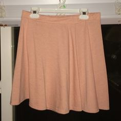 PacSun Nollie Peach Skater Skirt Barely Been Worn! Pretty Much Matches the Mint Skater Skirt I posted! If you buy the two as a bundle you can get 10% off the purchase! Let me know if you need me to model! PacSun Skirts Circle & Skater