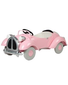 For little girls everywhere: Airflow Collectibles 'Speedster' Pink Pedal Car