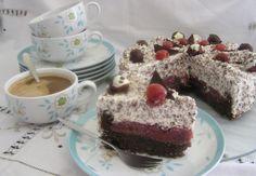 Torta čokoládovo višňová
